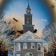 St. Mary's Episcopal Church  Poster