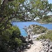 St Nicholas Island Poster
