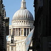St Pauls Cathedral - London Poster
