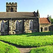 St Peter's Church - Hartshorne Poster