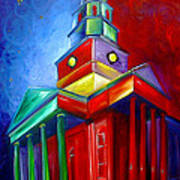 St. Phillips Church Poster
