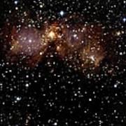 Star Forming Regions Poster