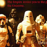 Star Wars Gang 2 Poster by Micah May
