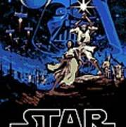 Star Wars Poster Poster