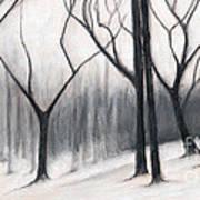 Stark Trees Poster