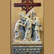 Station Of The Cross 05 Poster