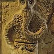 Statue In Iraq Poster
