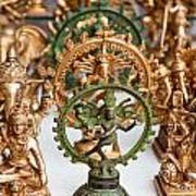 Statues For Sale Of Hindu Gods Poster