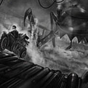 Steampunk Noir Poster