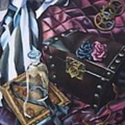 Steampunk Still Life Poster by Lori Keilwitz