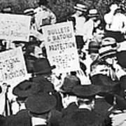 Steel Strike, 1937 Poster