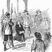 Stephen Burroughs, 1692 Poster by Granger