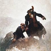 Stevenson - Kidnapped 1913 Poster
