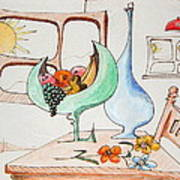 Still Life In The Home Poster