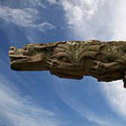 Stone Dragon Poster