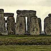 Stonehenge Monument Poster