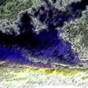 Storm On The Landscape Poster