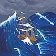 Storm Ravaged Poster