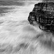 Stormy Sea 1 Poster