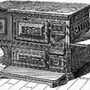 Stove, 1876 Poster