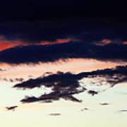 Strange Clouds Poster
