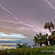 Streak Lightning Poster