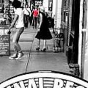 Street Farewell Poster