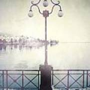 Street Lamp Poster by Joana Kruse