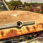 Studebaker Champion Poster