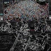 Stugis Motorcycle Rally Poster