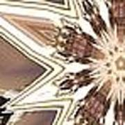 Stylized Stars Poster