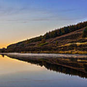 Suilven Across Loch Craggie Poster