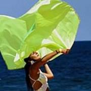 Summer Beauty Poster