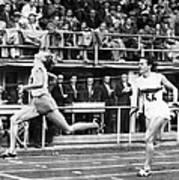 Summer Olympics, 1952 Poster