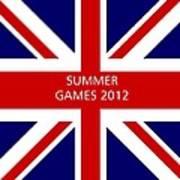 Summer Olympics In U.k. Poster