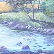 Summer River Poster