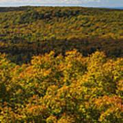 Summit Peak Autumn 9 Poster