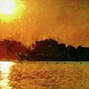 Sun Burned Poster