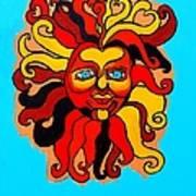 Sun God II Poster