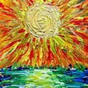 Sunburst Poster