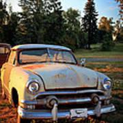 Sundown Chevy Poster