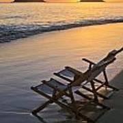 Sunrise At Lanikai Poster