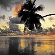 Sunrise At Sea 3 Poster