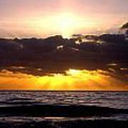 Sunrise Obx Poster