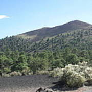 Sunset Crater Volcano Poster