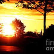 Sunset Soon Poster