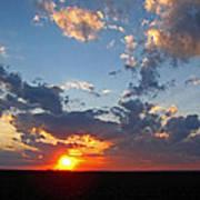 Sunset Supreem Poster