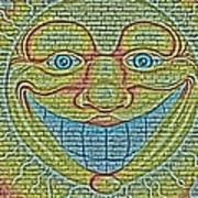 Sunshine Smile Art Poster