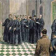 Supreme Court, 1881 Poster by Granger
