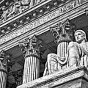 Supreme Court Building 20 Poster
